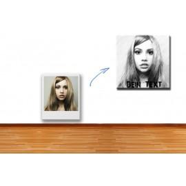 Your Photo as a POP ART artwork