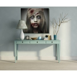 Your Photo as a ZOMBIE artwork